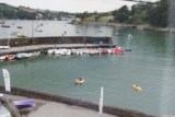 Glandore inner Harbour
