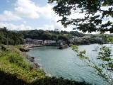 Glandore Village Harbour